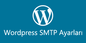 wodpress-smtp-ayarları